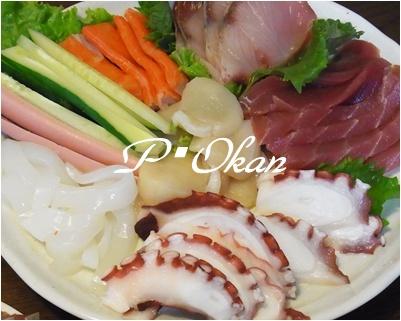 page夕食お寿司