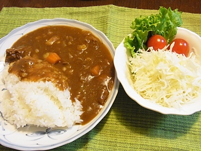 pageカレー