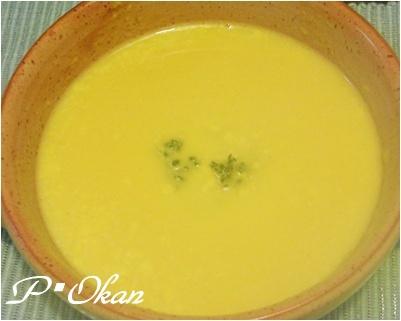 pageキャロットスープ