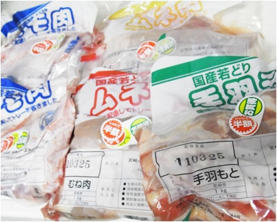 page鶏肉