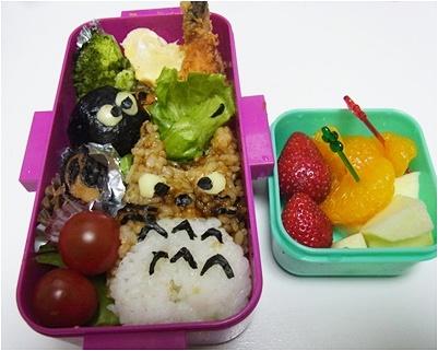 お弁当page