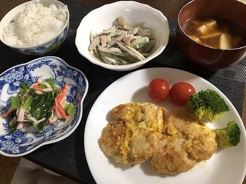 夕食。IMG_3253