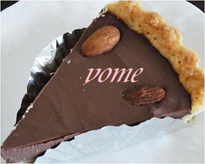 pageチョコタルト