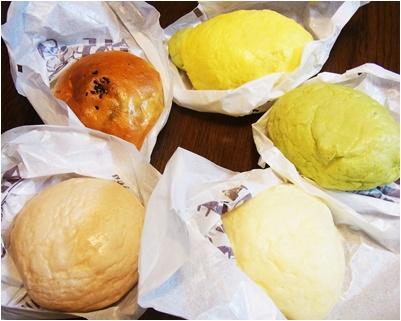 pageクリームパン