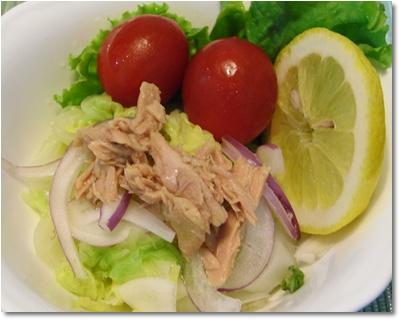 page白菜サラダ