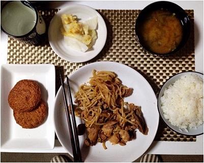 page東京夕食