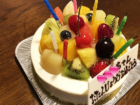 ケーキアップ