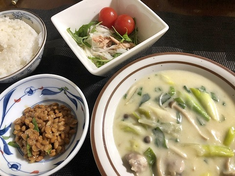 夕食IMG_6752