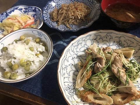 夕食IMG_7640