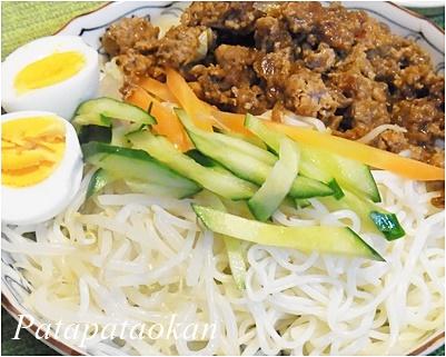 pageジャージャー麺