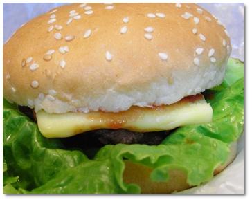 ハンバーガーpage