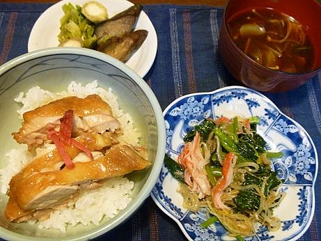 002夕食