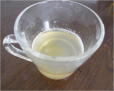pageレモン水