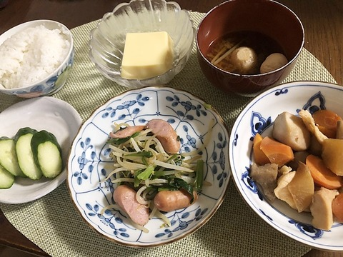 夕食IMG_5651