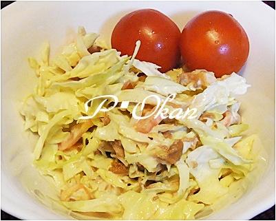 pageキャベツのサラダ
