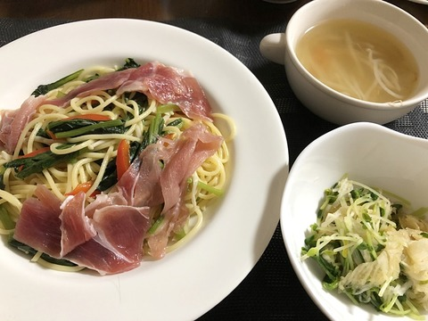 夕食IMG_5467