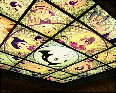 page天井