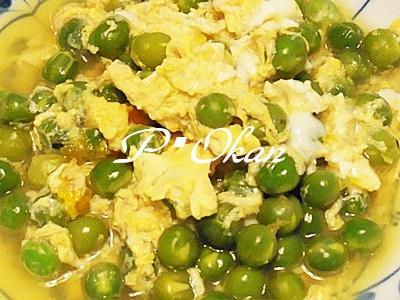 RIMG5666エンドウの卵とじ