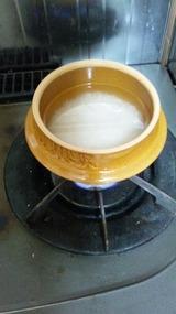 釜飯炊飯0