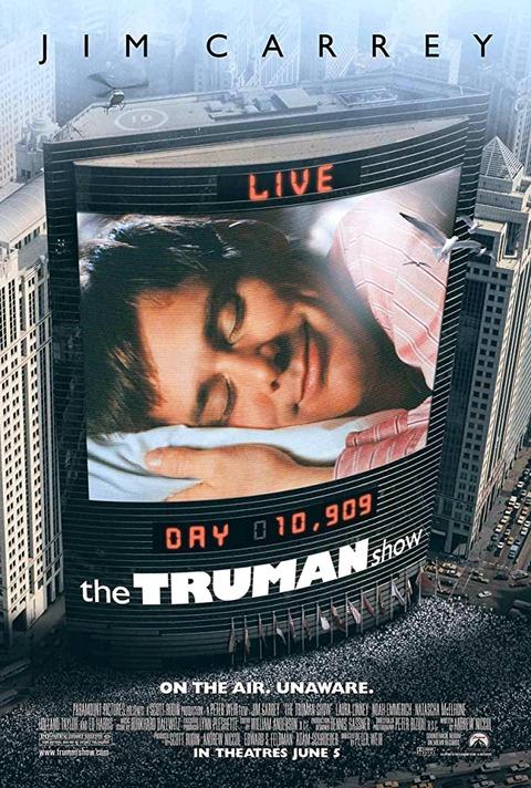Truman Show Poster