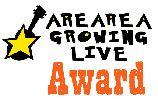 AREAREA GROWING LIVE AWARD