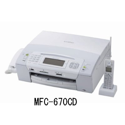 Brother MyMio MFC-670CD