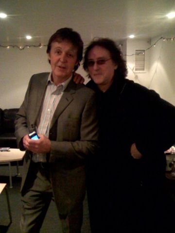 Paul and Denny
