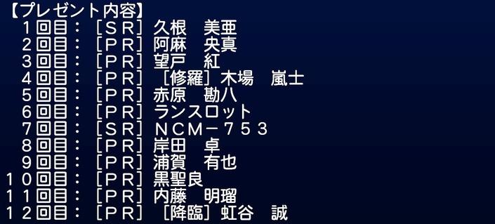 サクセススペシャル_20190930_円卓高校 Braves of the Round5