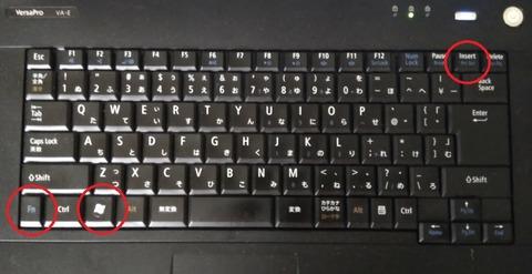 ノートPC_キーボード001