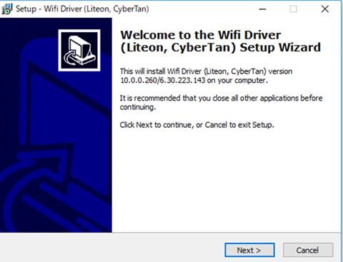 WiFi-Win10