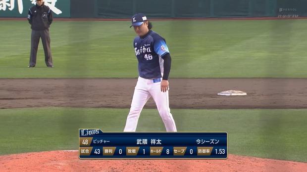 【朗報】西武武隈、ガチで全盛期