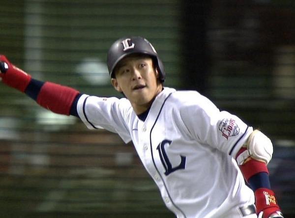 【西武】浅村栄斗(22)打率.317 27本 110打点 14盗塁