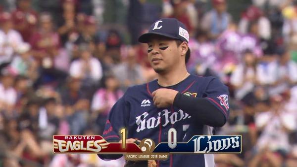 【西武】謝罪ホームラン3連発wwww