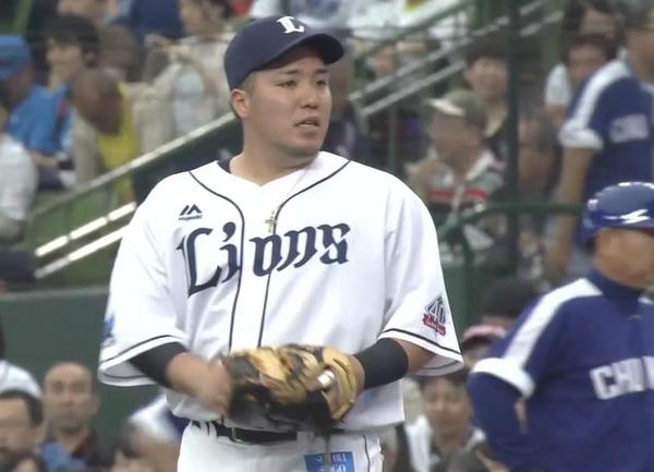 【西武】山川「松坂さんの映像しか見ていなかった」