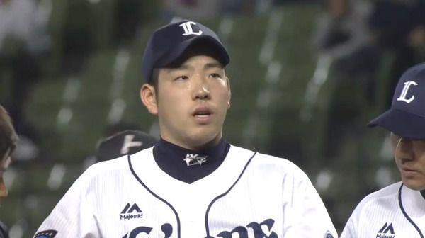 【西武】菊池雄星 4.03 4勝0敗
