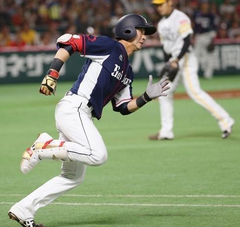 野球 5秒台