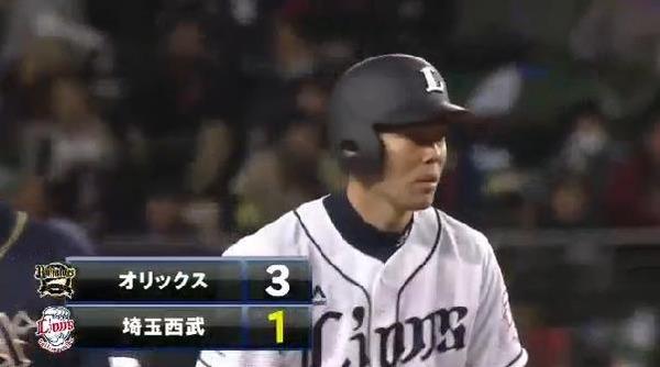 7回裏2森フォアボール秋山タイムリー (9)