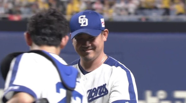 松坂「2点で抑えたけど、中日打線じゃ仕方ないか…」