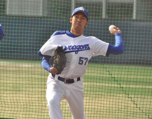 【西武】中日の小川龍也投手をトレードで獲得!