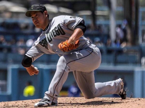 【MLB】牧田和久、再びマイナー降格