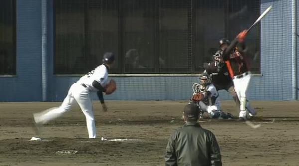 8回表1三者凡退佐藤勇 (3)