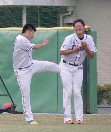 【悲報】西武の中塚投手、高橋朋己からパワハラされていた