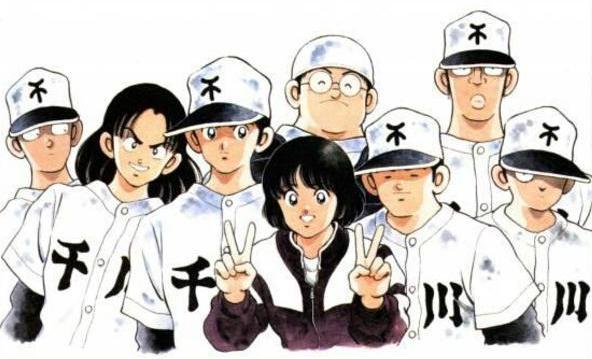 史上最高の野球漫画www