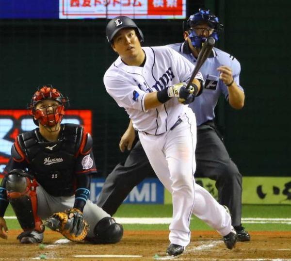 山川穂高20本塁打で年俸1600万、メヒア19本塁打で年俸5億(3年契約1年目)