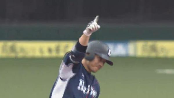 【猫専】西武栗山サヨナラ弾!「ホークスに勝ちたい気持ちは強い」