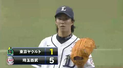 3回表1山田ソロHR (1)