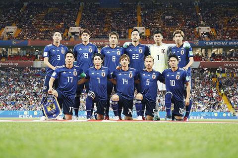 パワサカの日本代表