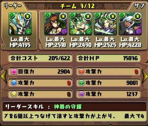 降臨チャレンジ8
