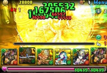 タケミカヅチ降臨ノーコン攻略5