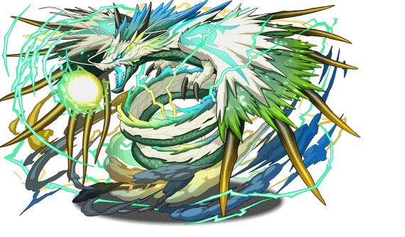 嵐翼の迅龍帝・スリーディア